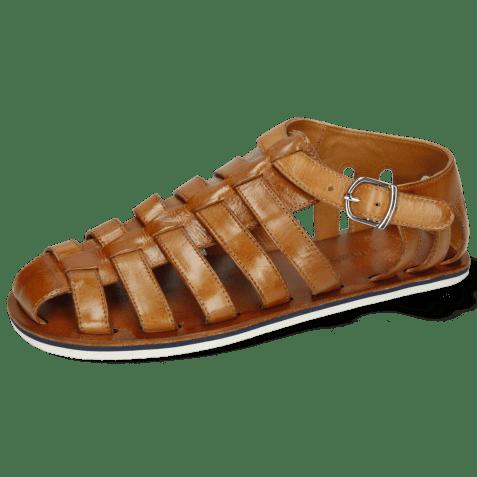 Sandales Sam 3 Tan Lining Rich Tan Modica