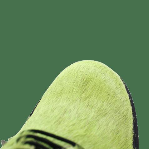 Derbies Sissy 1 Hair On Green Rivets Rook D Black