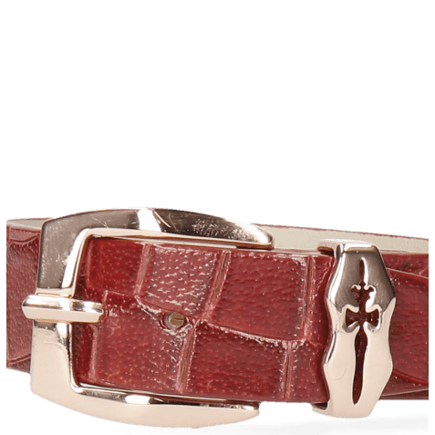 Bracelets Stark 1 Crock Red Sword Buckle
