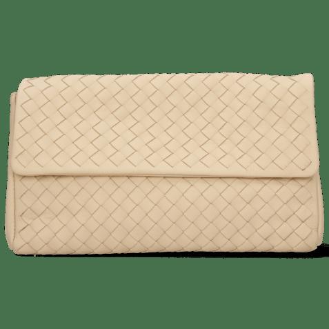 Sacs à main Kimberly 5 Woven Nappa Off White