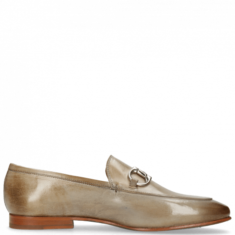 Mocassins Clive 1 Digital Lining Rich Tan