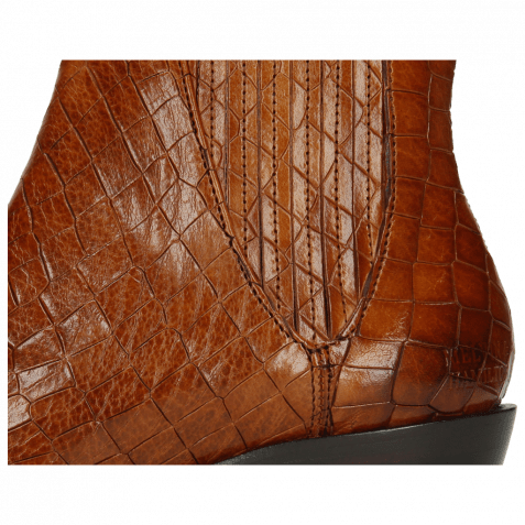 Bottines Kylie 1 Crock Wood Elastic Brown