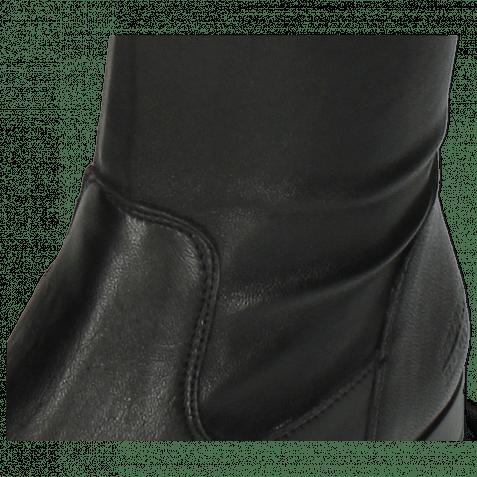 Bottines Susan 79 Glove Nappa Black Stretch Black