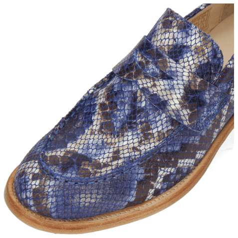 Mocassins Jade 4 Dafne Snake Surf Lining
