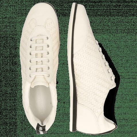 Sneakers Pharell 10 Flex White Weave Loop