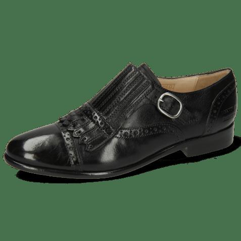 Monks Selina 58 Imola Black Lining