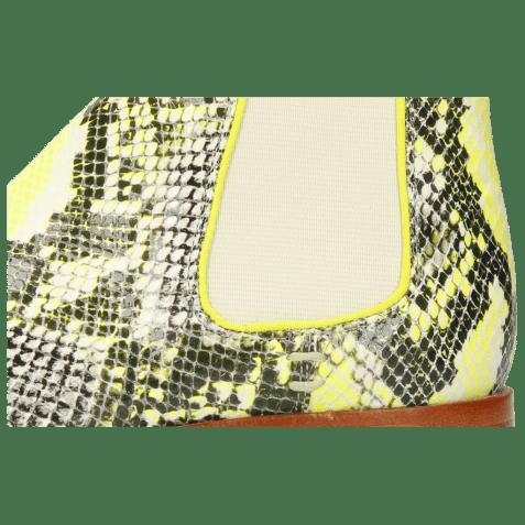 Bottines Selina 48 Snake King Multi Sol