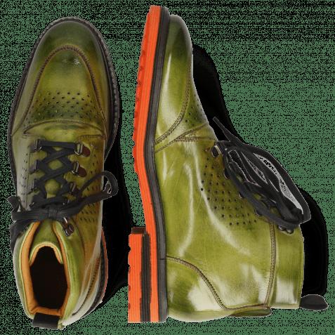 Bottines Trevor 5 Ultra Green Lining Rich Tan