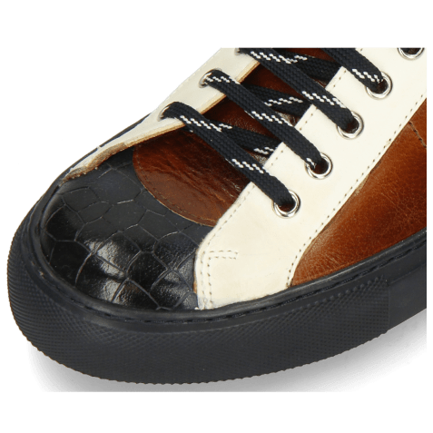 Sneakers Harvey 13 Crock Navy Wood Vegas White