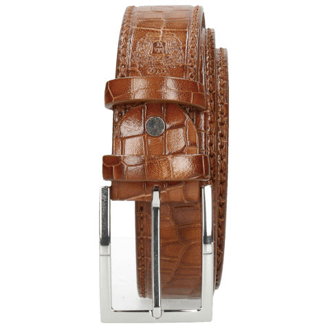 Ceintures Larry 1 Crock Tan Classic Buckle