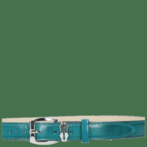 Ceintures Linda 1 Turquoise Sword Buckle