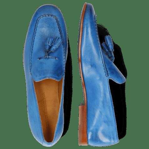 Mocassins Clive 20 Imola Mid Blue