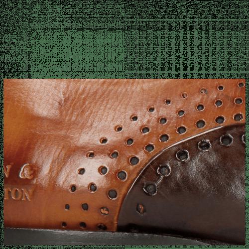 Oxford schoenen Lewis 41 Mogano Tan