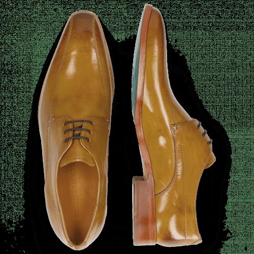 Derby schoenen Lewis 10 Olivine Lining Rich Tan