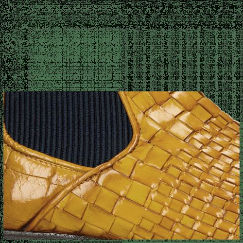 Enkellaarzen Luke 2 Interlaced Turtle Yellow
