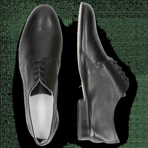 Derby schoenen Sally 1 Nappa Glove Black