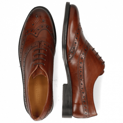 Oxford schoenen Selina 8 Pisa Classic Brown