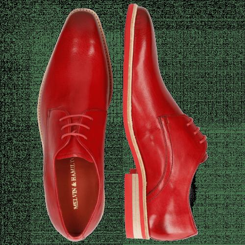 Derby schoenen Lance 24 Imola Ruby