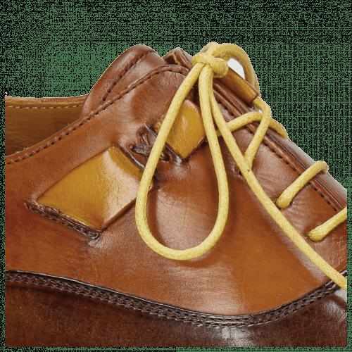 Oxford schoenen Lance 42 Mid Brown