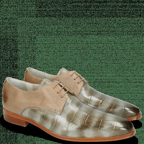 Derby schoenen Lewis 13 Turtle Clear Water Dice Digital