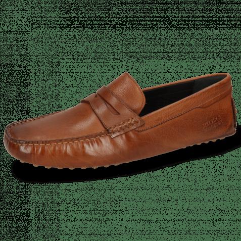 Loafers Nelson 8 Pavia Tan