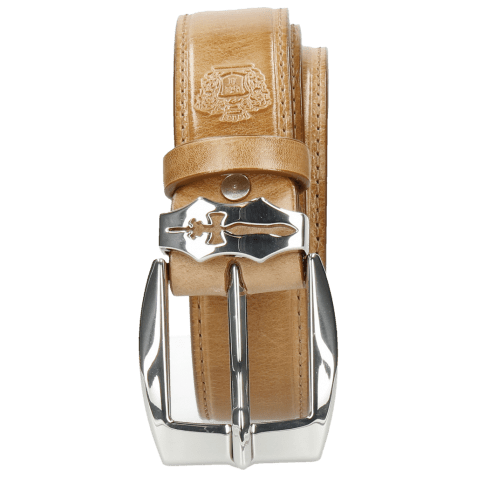 Riemen Larry 1 Cashmere Sword Buckle