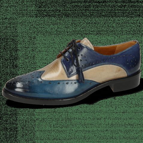 Derby schoenen Betty 3 Ice Lake Oxygen Wind Tassel