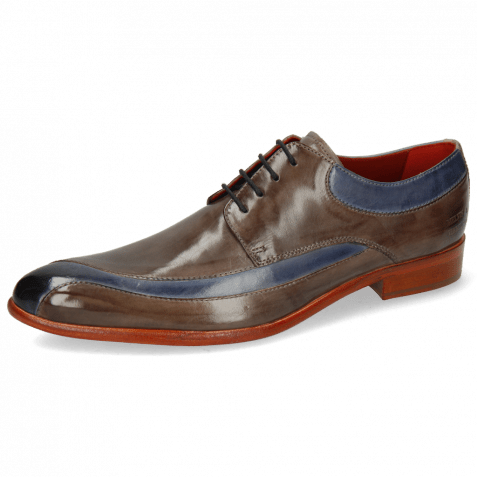 Derby schoenen Toni 36 Moroccan Blue Stone