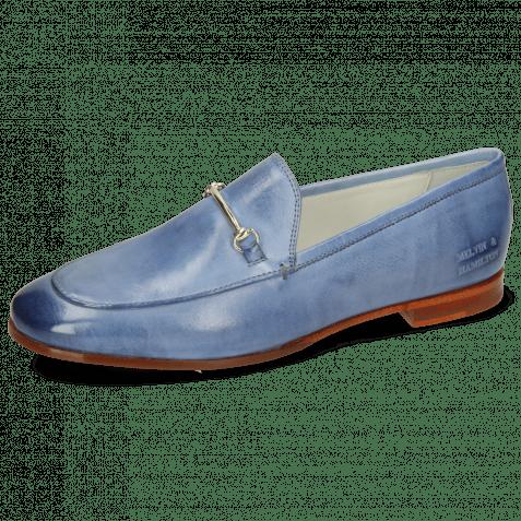 Loafers Scarlett 22 mola Satellite Trim Gold