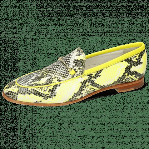 Loafers Scarlett 1  Snake King Multi Sol