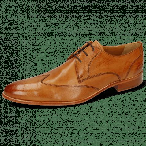 Derby schoenen Toni 2 Imola Tan Lining