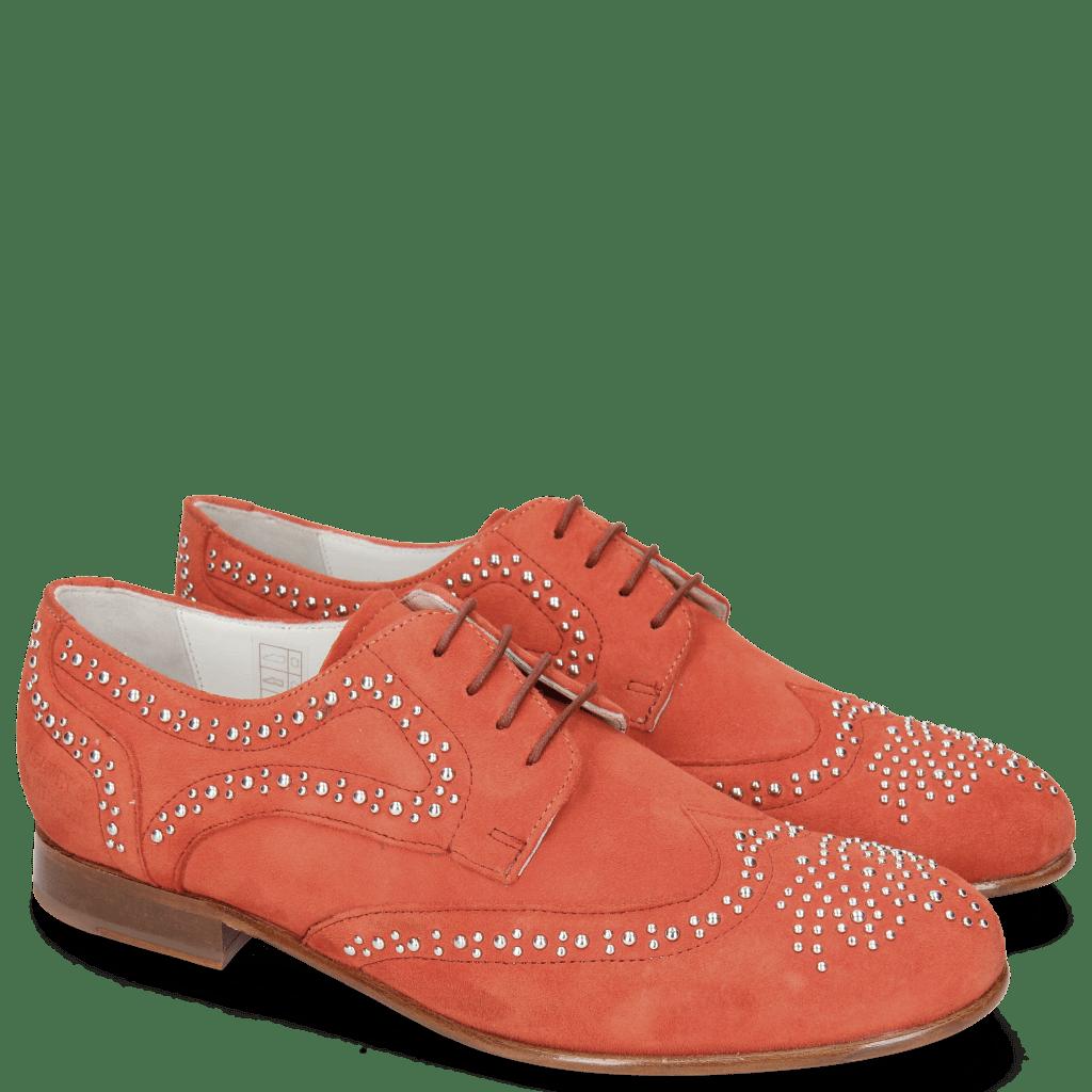 Derby schoenen Sally 53 Perfo Fiesta