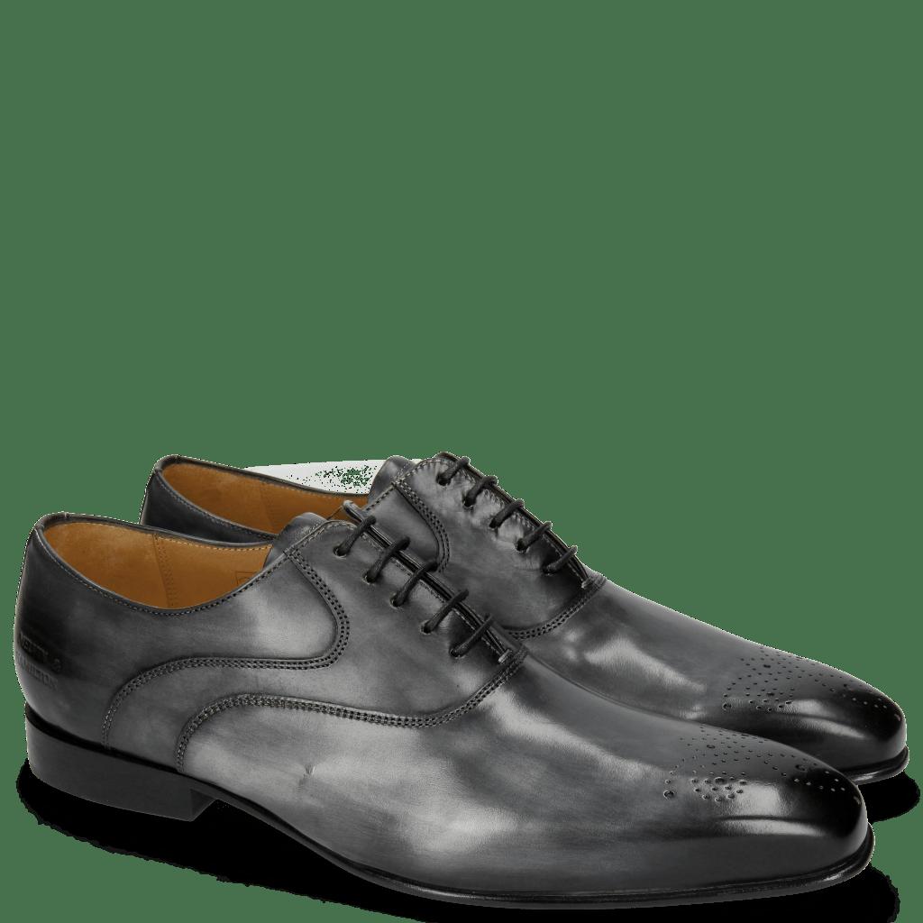 Derby schoenen Ethan 11 Black