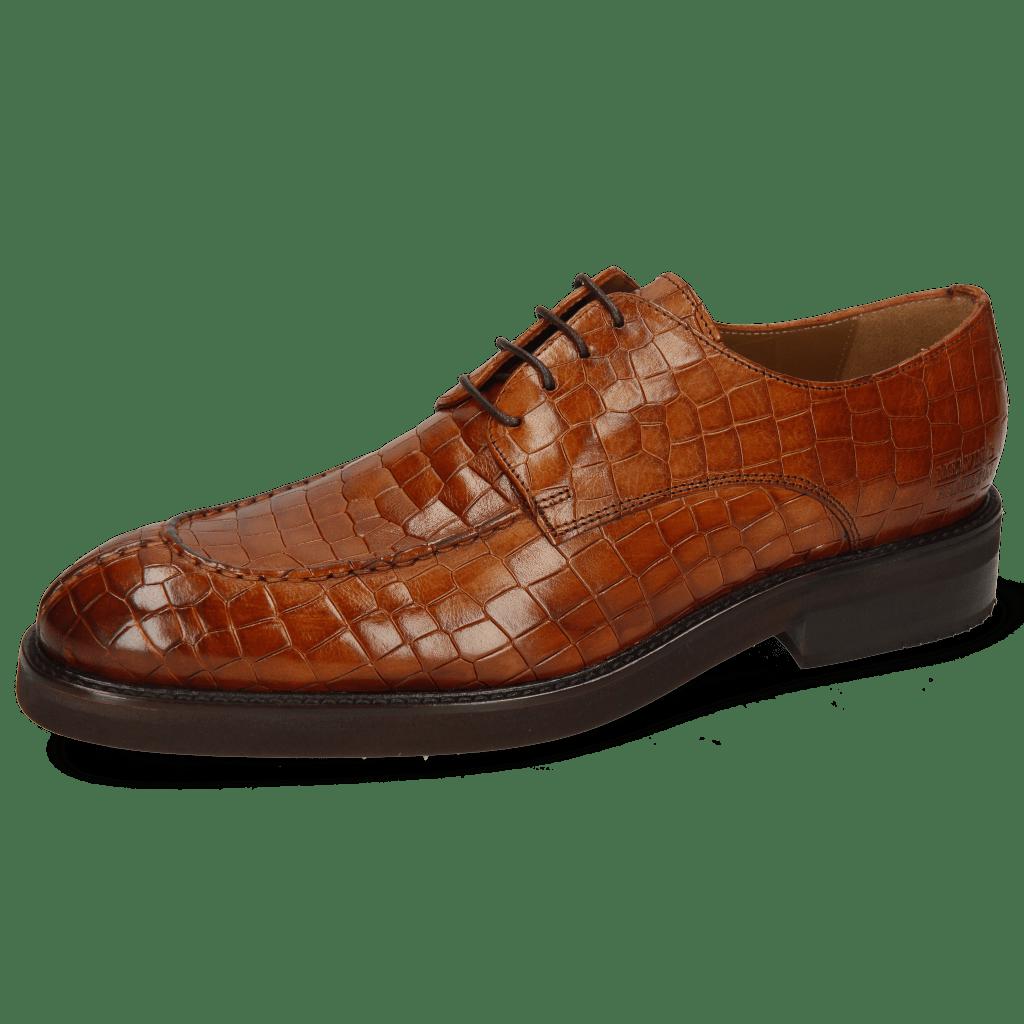Derby schoenen Parker 1 Crock Wood Genevra