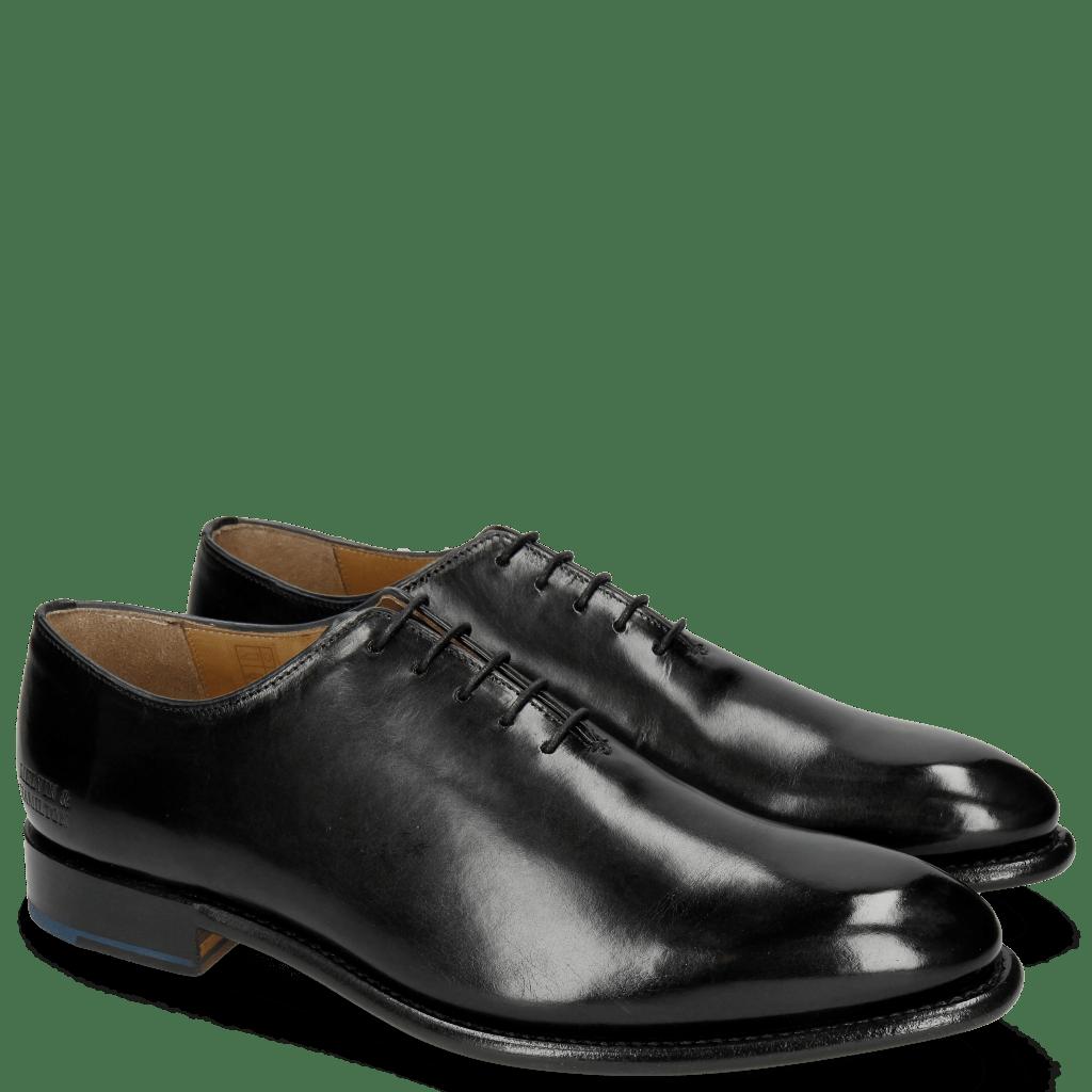 Oxford schoenen Lionel 2 Black
