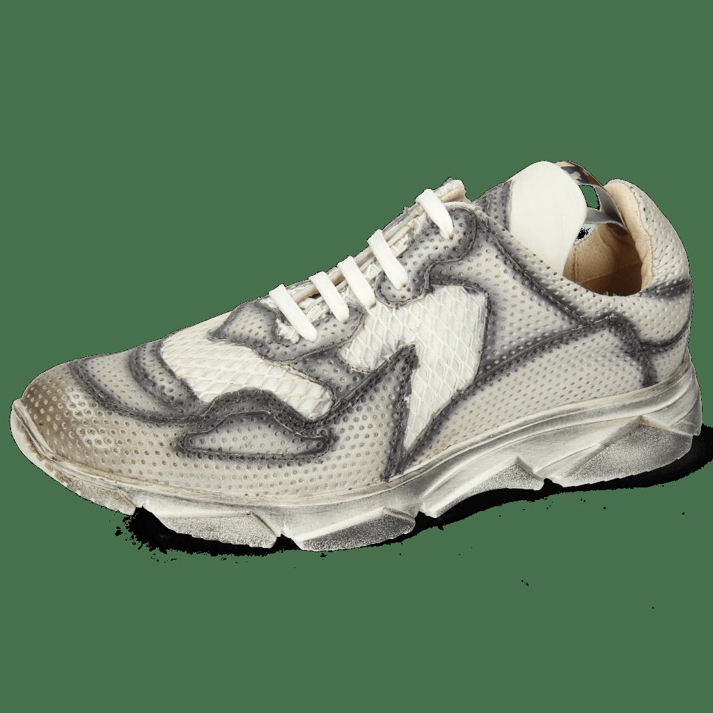 Sneakers Kobe 1 Imola Perfo Oxygen Shade Black Washed Net