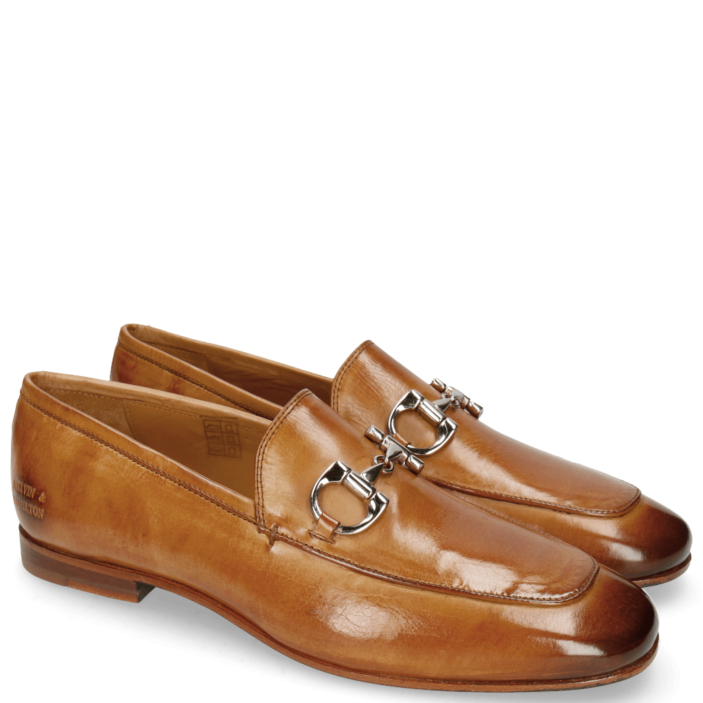 Loafers Clive 1 Tan Lining Rich Tan LS Natural