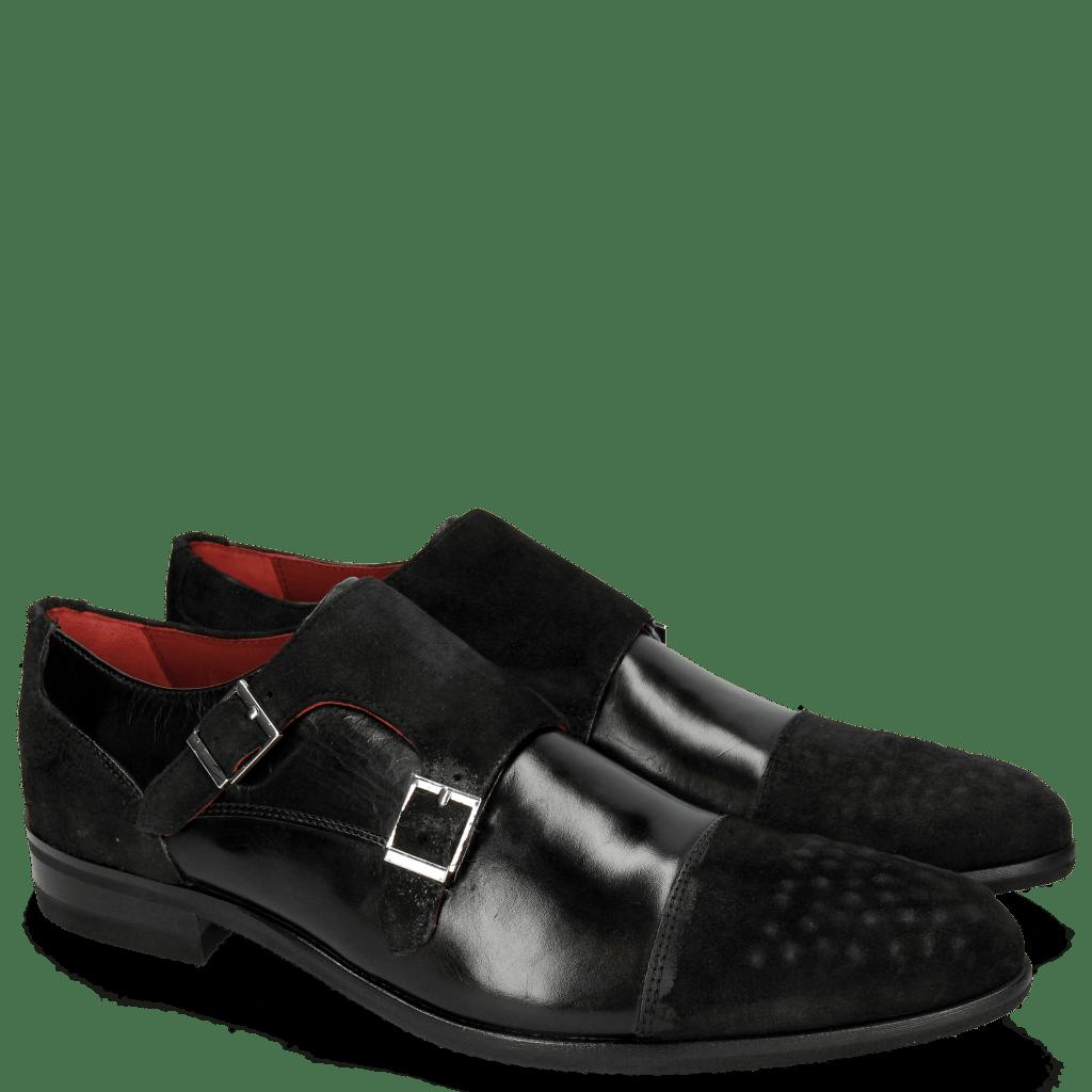 Monks Toni 17 Black Lima Black