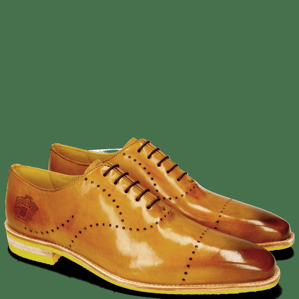 Oxford schoenen Lance 40 Sun Modica Natural