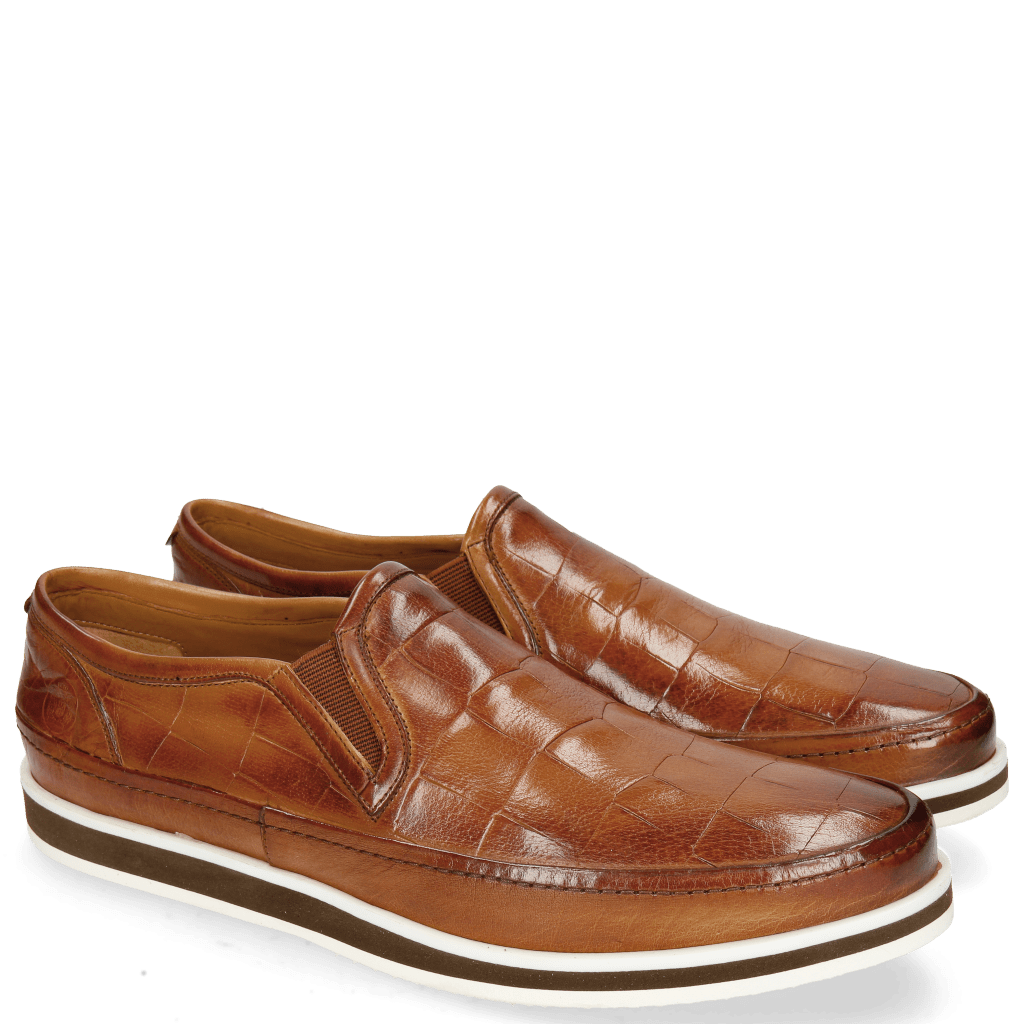 Loafers Harry 2  Turtle Tan Modica Off White