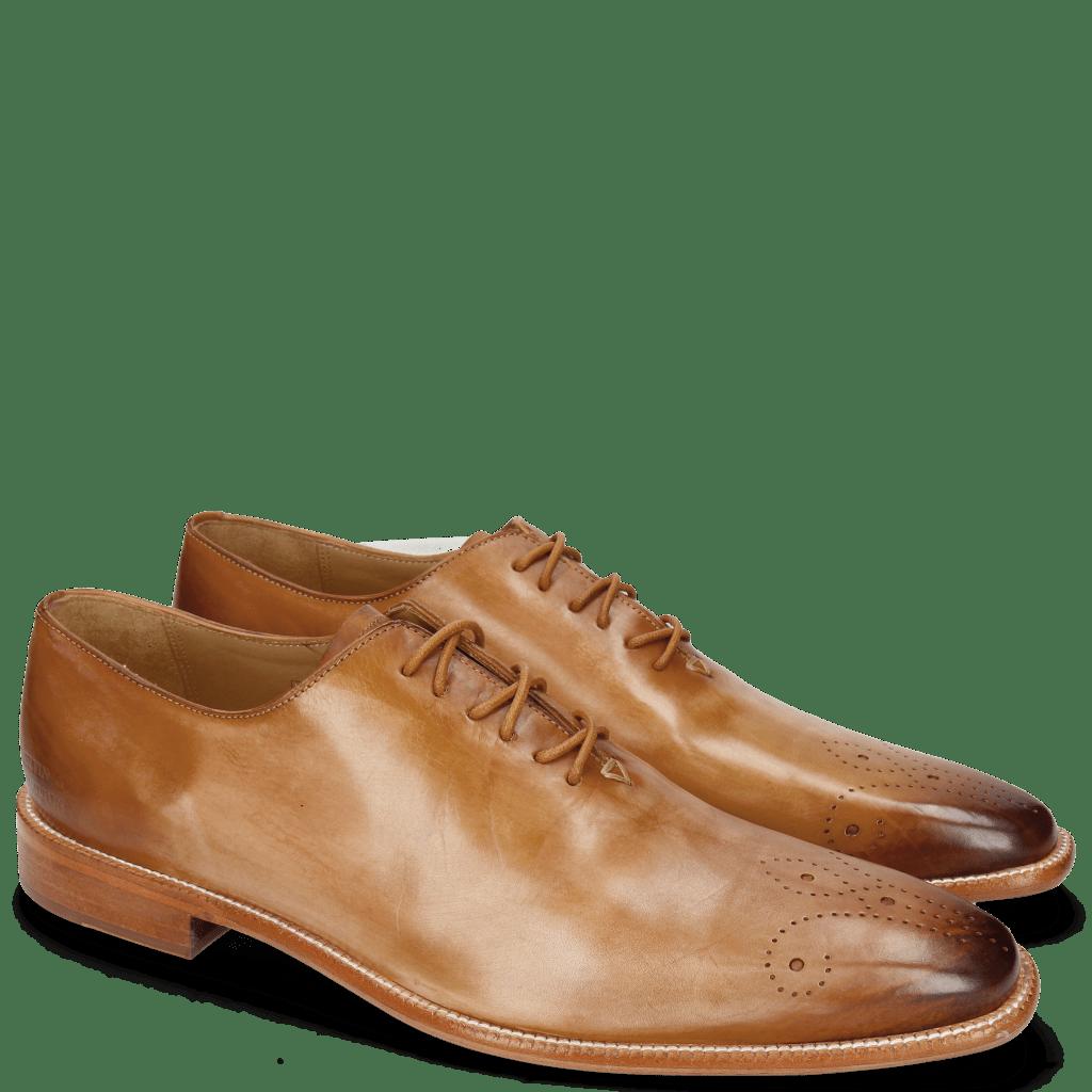 Oxford schoenen Roger 7 Tan