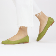 Ballerina's Kate 5 Woven New Grass