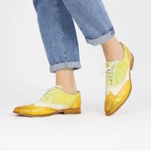 Oxford schoenen Keira 10 Imola Turtle Sun White Cedro Ocra