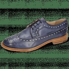 Derby schoenen Jade 2 Imola Avio Underlay White