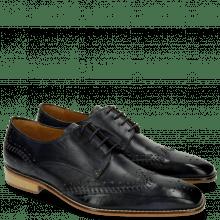 Derby schoenen Clark 1 Baby Brio Navy