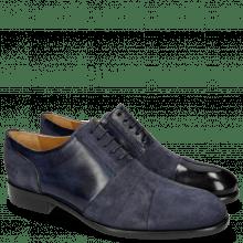 Oxford schoenen Patrick 8 Navy Lima