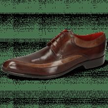 Derby schoenen Toni 36 Chestnut Mink