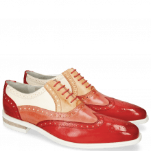 Oxford schoenen Lance 14 Vegas Ruby Earthly Howline White Ruby
