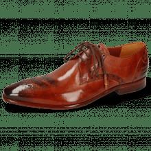 Derby schoenen Elvis 1 Brandy Toledo
