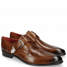 Monks Toni 24 Wood Toe & Gunmetal